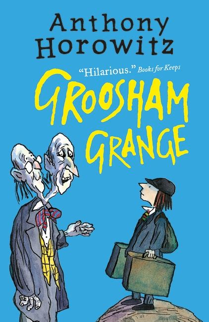 Groosham Grange Book Cover