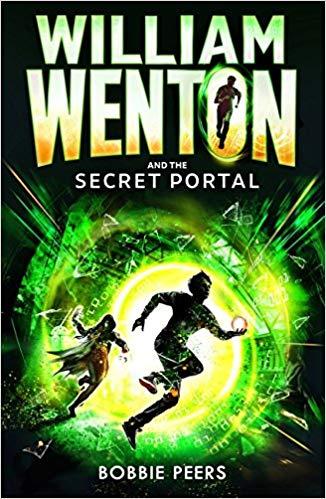 William Wenton and the Secret Portal Book Cover