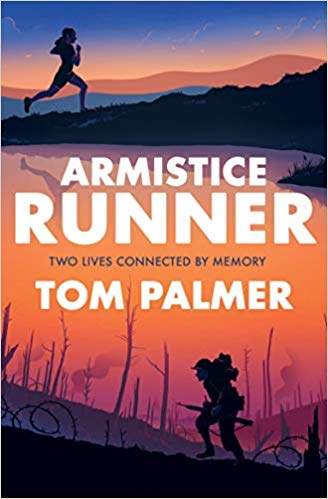 Armistice Runner Book Cover