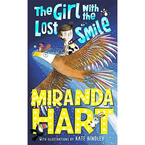 The Girl with the Lost Smile Book Cover