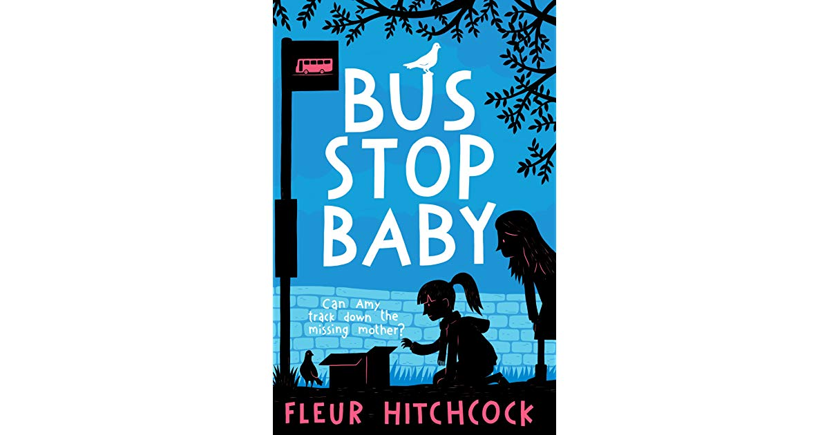 Bus Stop Baby Book Cover