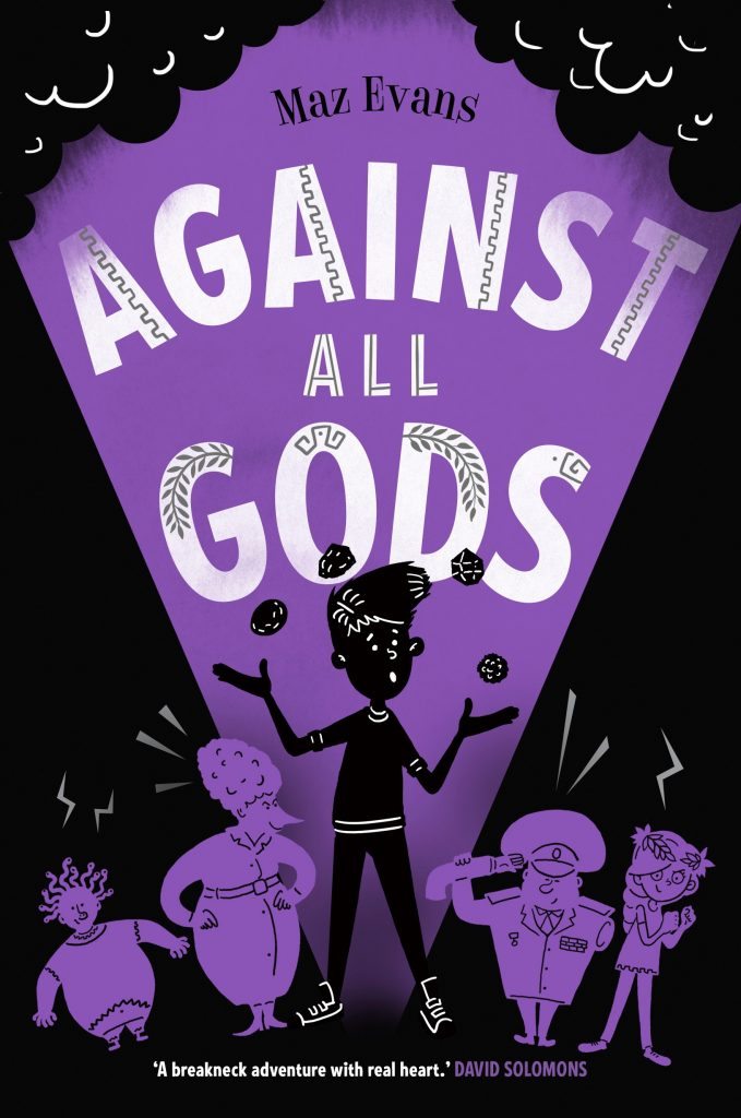 Against all Gods Book Cover