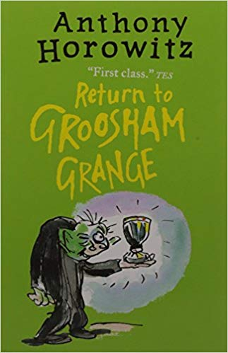 Return to Groosham Grange Book Cover