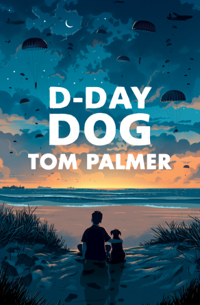 D-Day Dog Book Cover