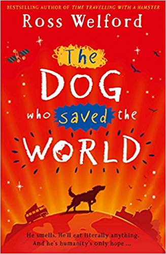 The Dog who saved the World Book Cover