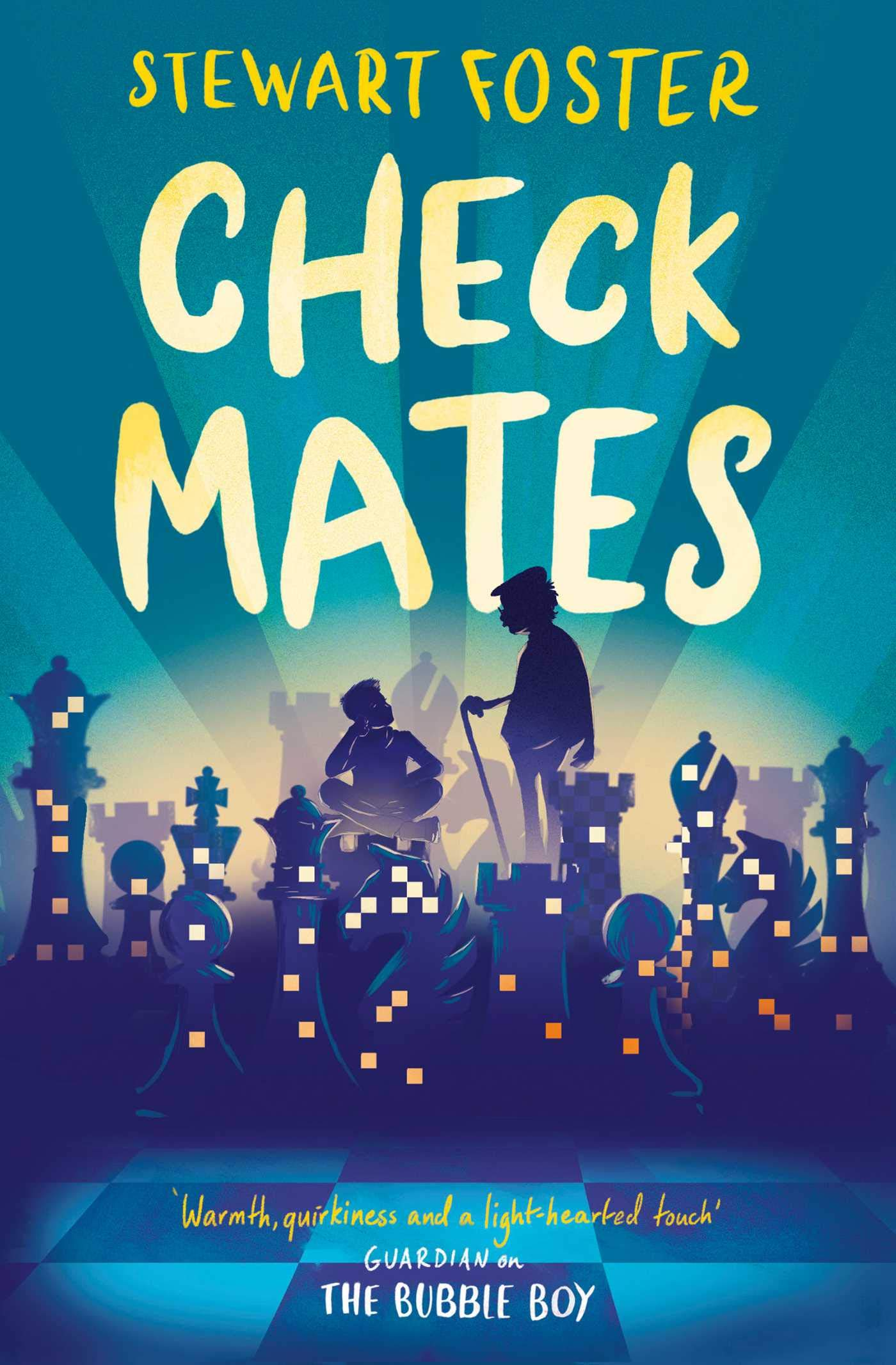 Check Mates Book Cover