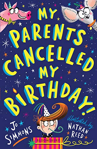 My Parents Cancel My Birthday Book Cover