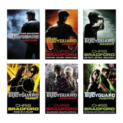Bodyguard: Hostage Book Cover