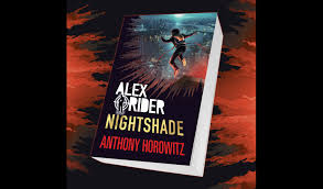 Alex Rider-Nightshade Book Cover