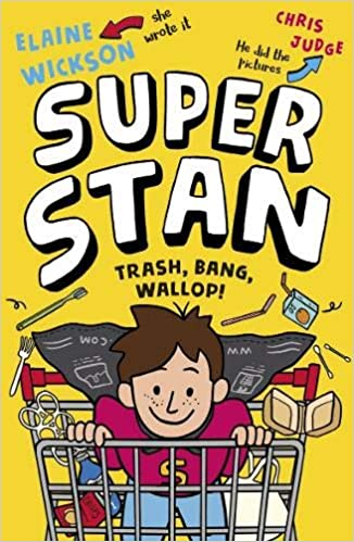 Super Stan Book Cover