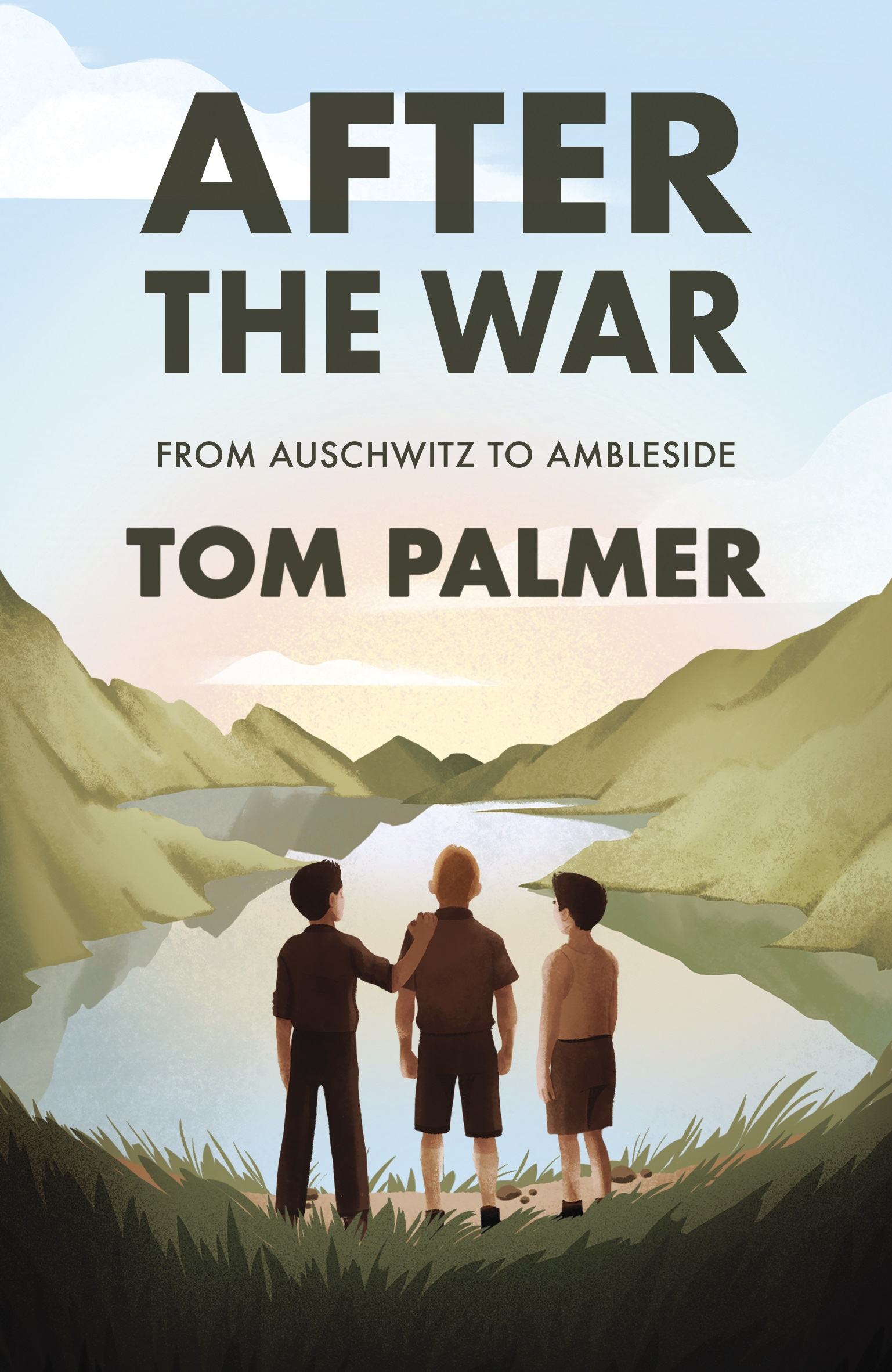 After the War Book Cover