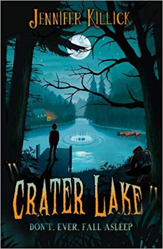 Crater Lake Book Cover