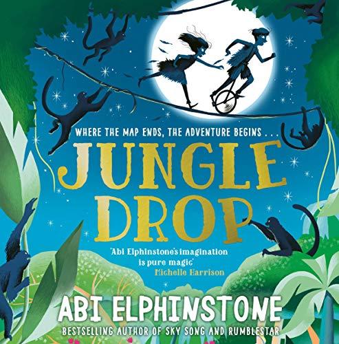 Jungledrop Book Cover