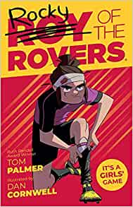 Rocky of the Rovers Book Cover