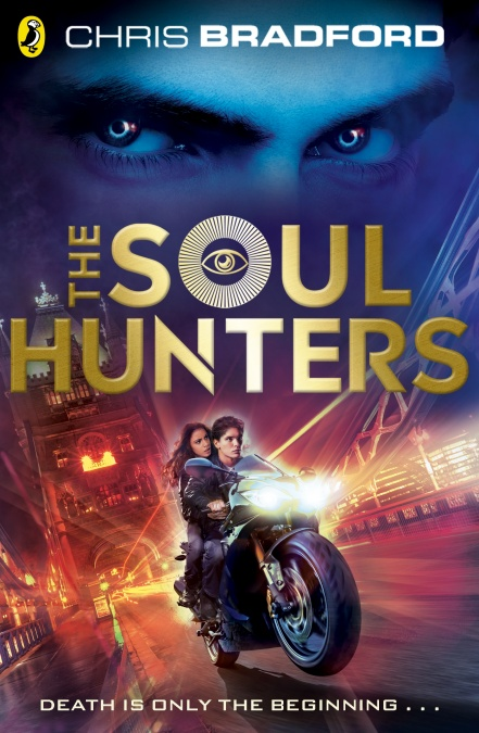The Soul Hunters Book Cover