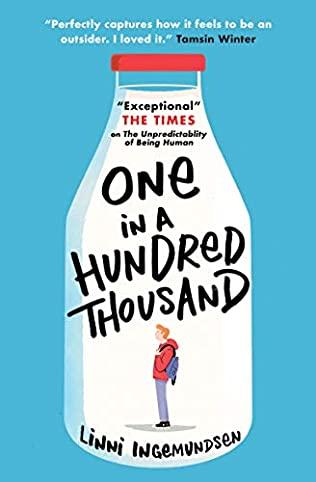 One in a Hundred Thousand Book Cover