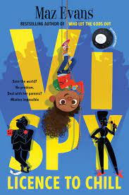 Vi Spy: Licence to Chill Book Cover