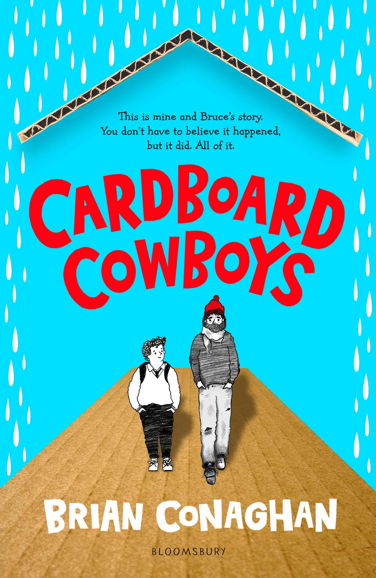 Cardboard Cowboys Book Cover