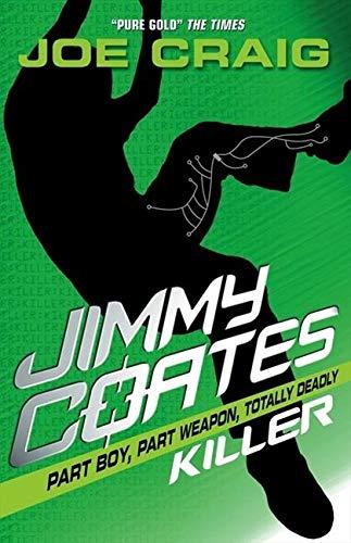 Jimmy Coates - Killer (book 1) Book Cover